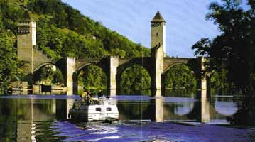 The Bridge of Cahors
